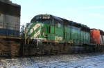 BNSF 7819